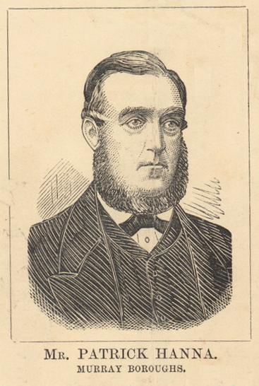 Patrick Hanna Esq., MP